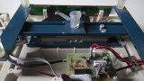 Gemüsepreis, der Digital-Schuppe mit Sonnenkollektor wiegend rechnet