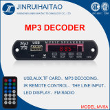 Decoder MP3 Decoder Board Módulo decodificador USB para TF Card / U-Disk