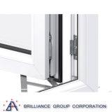 El aluminio Casement Ventana/Casement ventana con doble vidrio