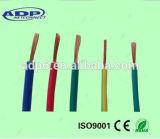 Fil isolé par isolation au-delà de la portée optique de PVC de conducteur de fil de la BV BVV Bvvr de câble électrique
