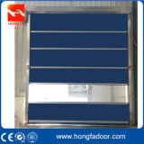 Porte automatique à grande vitesse télescopique commerciale (HF-14)