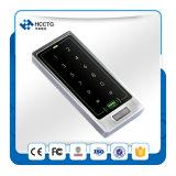 ホテルのドアロックのカード読取り装置の金属のタッチ画面のアクセス制御ドアロックのキーパッドC40