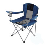 Kampierender Stuhl mit Ineinander greifen-Rückseiten-Support