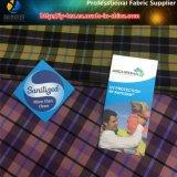 Tessuto dello Spandex tinto filato di nylon con gli acari della Anti-Polvere per la camicia
