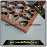 Copertura di alluminio esterna del rivestimento del comitato di parete di prezzi di fabbrica di migliore qualità