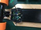 Planche à roulettes électrique sèche à quatre roues de qualité