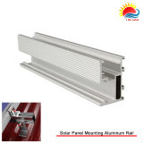 Rail de montage solaire en aluminium anodisé à haute résistance 6005-T5 (GD909)