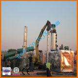 Utiliza el reciclaje de aceite combustible Gasolina Diesel refinado máquina