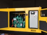 세트를 생성하는 160kw/200kVA 디젤 엔진 힘