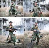 uniforme militare di sport esterni 7-Colors del vestito uniforme stretto tattico del camuffamento