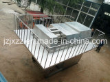 Gk-400 granulateur de poudre sèche en acier inoxydable pour l'industrie alimentaire et pharmaceutique de produits chimiques