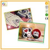 Подгонянные карточки выдвиженческого бумажного покера высокого качества играя
