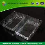 使い捨て可能なプラスチックThermoformingの明確な食糧ボックス