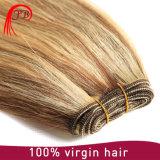 Vente en gros de brouillard brésilien Remy Virgin Human Hair Highlights