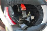 헬멧 기관자전차 높은 쪽으로 새로운 합성 손가락으로 튀김