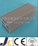 Perfil de alumínio do dissipador de calor, perfil de alumínio expulso (JC-P-80063)