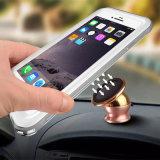 Caja impermeable del teléfono móvil del sostenedor magnético del coche con la hoja de metal