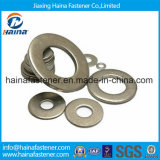 DIN125 304/316 à plat rond en acier inoxydable de la rondelle (M8, M10)