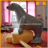 Modèle de promotion gonflable gonflable pour animaux animés géants (AQ5642)