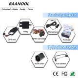 Indicatore di posizione Baanool 303f di GPS dell'inseguitore del veicolo del sistema GPS GSM GPRS dell'inseguitore di GPS dell'automobile di alta qualità di 100% con antifurto