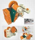 골재 (JC110)를 위한 높은 생산 능력 턱 쇄석기