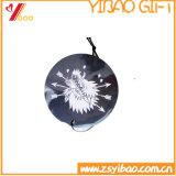 Mayorista de papel personalizados de forma redonda de color negro coche Ambientador de coche (Promoción YB-HD-80)