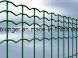 Europ塀オランダの鉄ワイヤーMesh/PVCによって溶接される金網