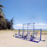 Los ejercicios de equilibrio Stepping Stone aparatos de ejercicios al aire libre