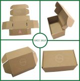 Fabrik-Preis-Zoll gedruckter Pappverpackenkasten