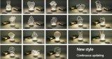 Novo Towe Eiffel 3D candeeiro de mesa com iluminação LED Luz noturna