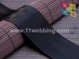 Горячий Webbing ремня безопасности полиэфира сбывания 25mm черный