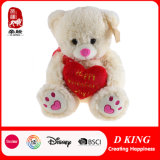 High Quality Custom Plush Teddy Bear Toy Valentine Gift Bear