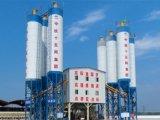 Concrete het Mengen zich van de Transportband van de Riem van Hzs60 60m3/H Installatie