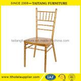 Китайские оптовые стулы венчания золота металла