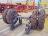 Малая передвижная машина конкретного смесителя Yhzs25 с Stackable силосохранилищем