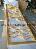 新製品の自動車によって塗られるステンレス鋼装飾的なスクリーンの金属部屋ディバイダ