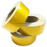 Bande r3fléchissante d'inscription d'animal familier de pente jaune pure de publicité (C1300-OY)