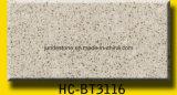 Azulejo de suelo gris claro del cuarzo y azulejo de la pared
