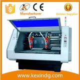 Machine de routage de perçage CNC à double broche PCB