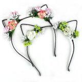 Eindeutiges Entwurfs-Häschen-Ohr-Stirnband für Partei-Dekoration
