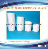 Bandage de plâtre de Paris avec certificats Ce / ISO / SGS