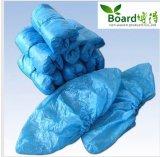 Couverture non-tissée de chaussure de PE remplaçable