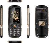 Plein téléphone mobile en métal de 2.4 pouces