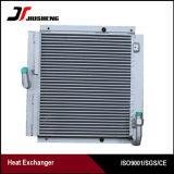 Hartgelöteter Aluminiumplatten-Flosse-Exkavator-Wärmetauscher