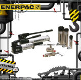 RC, P, V-Séries, válvulas e cilindros para o original extremo Enerpac do ambiente