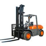 7 Tonnen-China-preiswertester Preis-Dieselgabelstapler