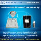 Прессформа ботинка цены жидкостная делая силикон
