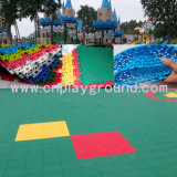 Preiswerter Spielplatz-Sicherheits-Matten-Plastikmatten-Sicherheitskreis-Plastikmatte auf Aktien (A-22901)
