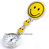 Enfermeira personalizados Relógios Fob com movimento para o Japão