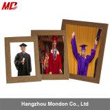 製造業者木カラー樹脂の写真の額縁の証明書フレーム